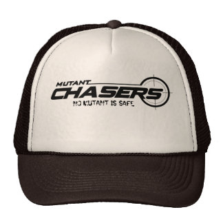 Mutant Chasers Trucker Hat
