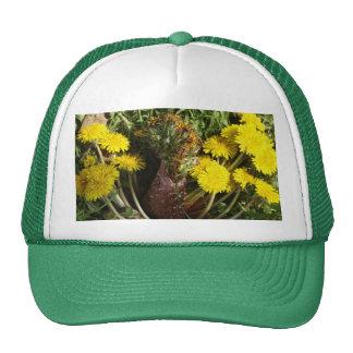 Mutant Dandelion Trucker Hat
