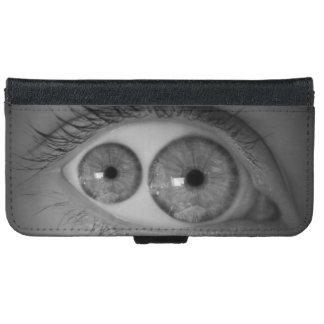 Mutant Eye iPhone 6 Wallet Case