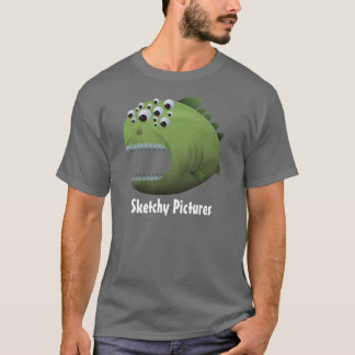 Mutant Fish T-Shirt