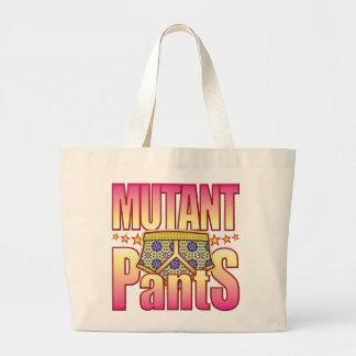 Mutant Flowery Pants Jumbo Tote Bag
