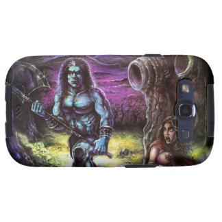 Mutant Hatchet Hunter Samsung Galaxy S3 Cover