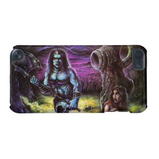 Mutant Hatchet Hunter iPod Touch 5G Cover