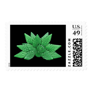 Mutant Sea Cucumber Postage Stamps
