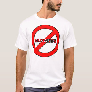 Mutant Squad (front + back) T-Shirt