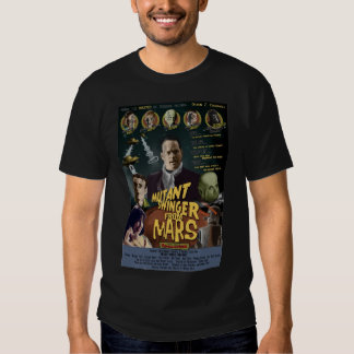 Mutant Swinger from Mars STYLE A Poster T-Shirt