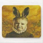 Mutante Mousepad del conejito del bebé Alfombrillas De Raton