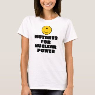 Mutantes para la energía atómica playera