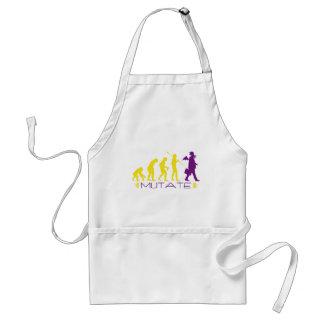 mutatepurple adult apron