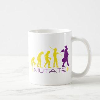 mutatepurple coffee mug