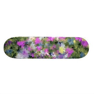 Mutations in Color Skateboard