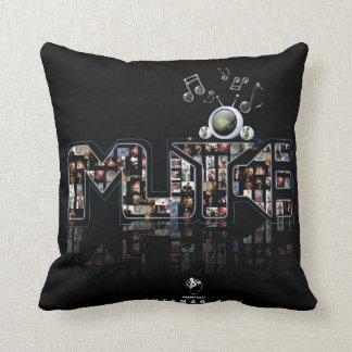Mute American MoJo Pillows