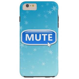 Mute button. tough iPhone 6 plus case