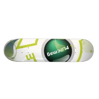 Mute Mag Skateboard