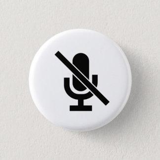 'Mute' Pictogram Button