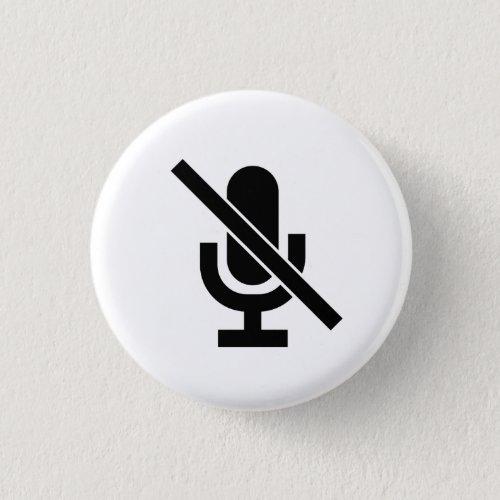 Mute Pictogram Button