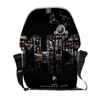Mute Rickshaw Messenger Bag