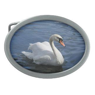 Mute Swan Belt Buckle