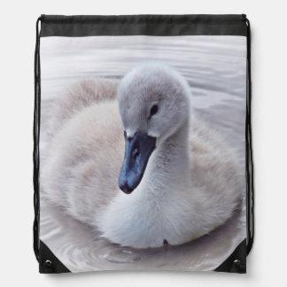 Mute Swan Cygnet Backpack