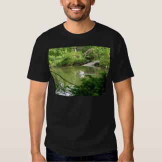 Mute Swan (Cygnus Olor) by Footbridge Shirt