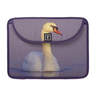Mute Swan, Cygnus olor,male, Unterlunkhofen, Sleeve For MacBook Pro