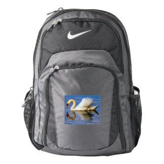 Mute swan, cygnus olor nike backpack