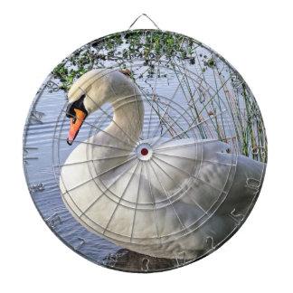 Mute Swan Dartboard