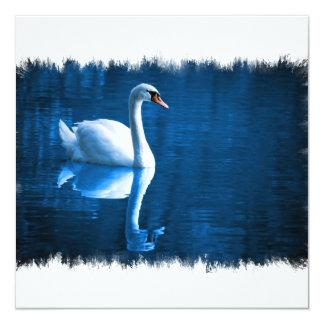 Mute Swan Invitation
