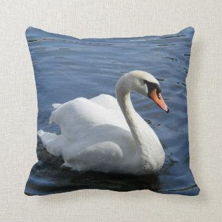 Mute Swan Pillow