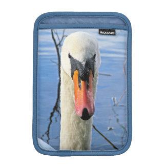 Mute Swan Sleeve For iPad Mini