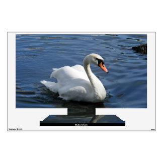 Mute Swan Wall Decal