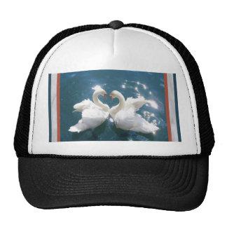 Mute Swans Cap Trucker Hat