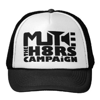 Mute the H8rs Trucker Hat