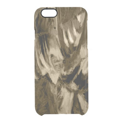Muted Beauty Clear iPhone 6/6S Case
