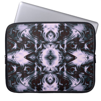 Muted Beauty Fractal iPad Sleeve