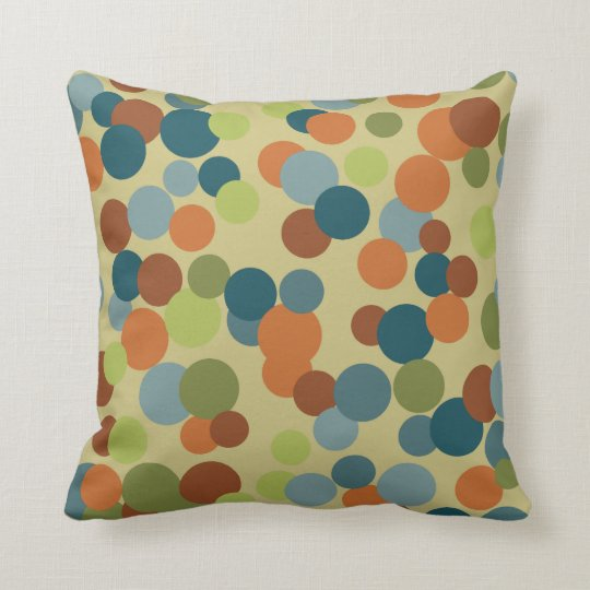 Muted Dots Pillow