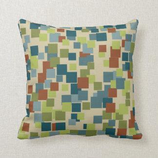 Muted Mosaic Pillow