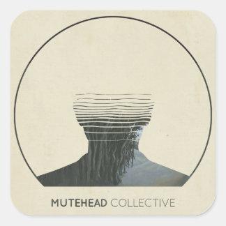 Mutehead Collective Logo Sticker
