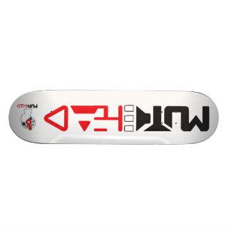 MuteHead Skateboard