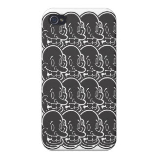 Muti-Face phone case! iPhone 4/4S Cases