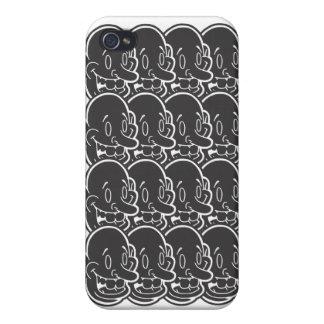 Muti-Face phone case! iPhone 4/4S Cover