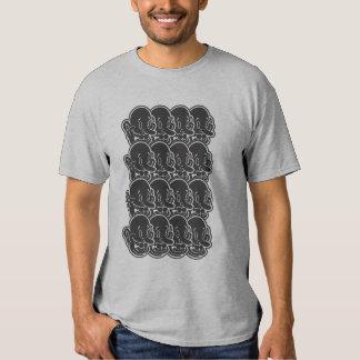 Muti-Face Tee Shirt