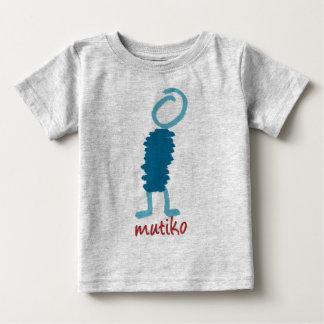 Mutiko solamente. Camiseta infantil Poleras