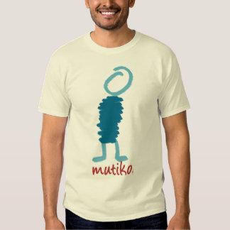 Mutiko solo. Men t-shirt Remera
