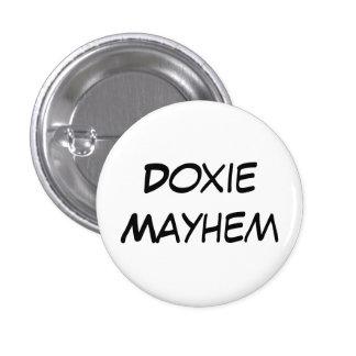 Mutilación de Doxie Pin Redondo 2,5 Cm