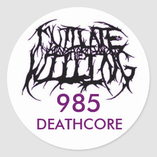 Mutilate the Willing Sticker