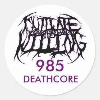 Mutilate the Willing Sticker