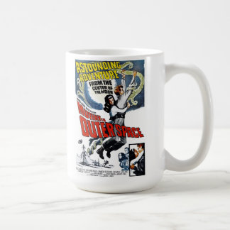"""""""Mutiny in Outer Space"""" Mug"""