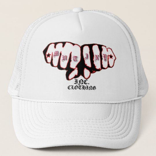Mutiny Inc. Clothing Trucker Hat