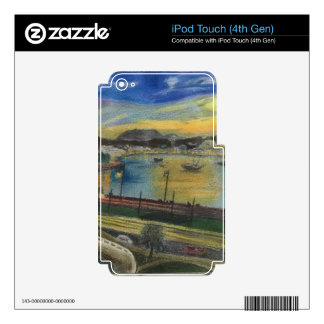 Mutrah Skin For iPod Touch 4G